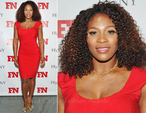 Serena Williams Donna Karan  C2 B7
