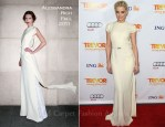 Amber Heard In Alessandra Rich - The Trevor Project's 2011 Trevor Live!