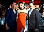 Paula Patton In Michael Kors - 'Mission: Impossible – Ghost Protocol' Mumbai Premiere