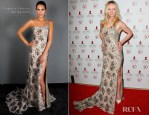 Anne Heche In Chagoury Couture - St. Jude Children's Research Hospital's 50th Anniversary Gala