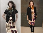 Drew Barrymore In Marni For H&M - Marni For H&M Launch Party