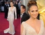 Jennifer Lopez In Zuhair Murad - 2012 Oscars