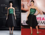 Emily Blunt In Jason Wu - 'The Five Year Engagement' Tribeca Film Festival Premiere