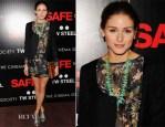 Olivia Palermo In Zara - 'Safe' New York Premiere