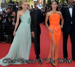 Best Dressed Of The Week - Diane Kruger In Giambattista Valli Couture & Jada Pinkett-Smith In Atelier Versace