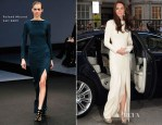 Catherine, Duchess of Cambridge In Roland Mouret - Thirty Club Dinner