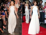 Cheryl Cole In Victoria Beckham - 'What To Expect When You're Expecting' London Premiere
