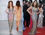 Kelly Brook In The Blonds - 'Killing Them Softly' Cannes Film Festival Premiere