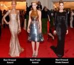 Fashion Critics' 2012 Met Gala Round Up