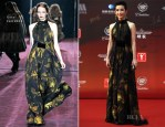 Li Bingbing In Gucci - 15th Shanghai Film Festival Closing Ceremony