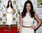 Ashley Greene In Michael Kors - 'The Twilight Saga: Breaking Dawn Part 2' Comic Con Press Conference