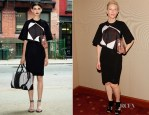 Cate Blanchett In Givenchy - 'Uncle Vanya' New York Photocall