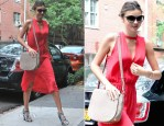 Miranda Kerr In A.L.C - Out In New York City