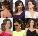 Kate Beckinsale's 'Total Recall' Promo Tour Hair