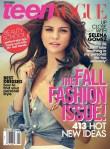 Selena Gomez For Teen Vogue September 2012