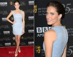 Allison Williams In Antonio Berardi - BAFTA Los Angeles TV Tea 2012