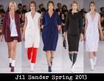 Jil Sander Spring 2013