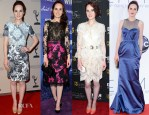 Michelle Dockery's Red Carpet Style