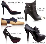 Stuart Weitzman Young Hollywood Cares Collection