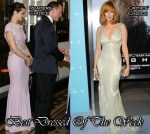 Best Dressed Of The Week - Rachel Weisz In Chanel Couture & Kelly Reilly In Naeem Khan