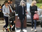 Emma Stone Loves Her Burberry 'Orchard' Bag
