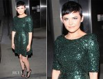 Ginnifer Goodwin In French Connection - Jimmy Kimmel Live!