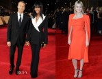 'Skyfall' Royal Premiere Red Carpet Round Up