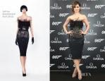Bérénice Marlohe In Julien Macdonald – Omega x Hankyu Men's Tokyo x Bond Girl Event