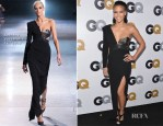 Cassie In Anthony Vaccarello - GQ Men of the Year Party