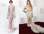 Delilah In Julien Macdonald - 2012 British Fashion Awards