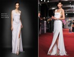 Lin Chi-ling In Atelier Versace - 2012 Golden Horse Awards