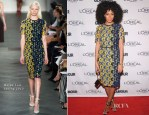 Solange Knowles In Derek Lam - 2012 Glamour Women of the Year Awards