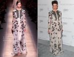 Amber Heard In Valentino - 2013 Art of Elysium 'Heaven' Gala