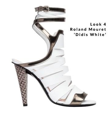 Look 4 - Roland Mouret 'Didis White'