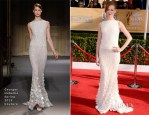 Jayma Mays In Georges Hobeika Couture - 2013 SAG Awards
