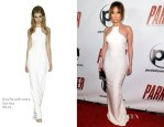 Jennifer Lopez In Kaufmanfranco - 'Parker' Las Vegas Premiere