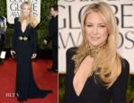 Kate Hudson In Alexander McQueen - 2013 Golden Globe Awards