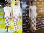 Isabeli Fontana In Louis Vuitton - Louis Vuitton Cancun Boutique Opening