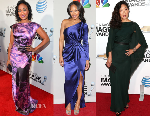 2013 NAACP Image Awards Red Carpet Round Up