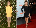 Fergie In Gucci - 'Safe Haven' LA Premiere
