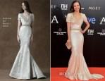 Michelle Jenner In Andrew Gn - 2013 Goya Cinema Awards