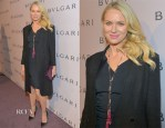 Naomi Watts In Roland Mouret & Theyskens' Theory - BVLGARI Celebration of Elizabeth Taylor's collection of BVLGARI Jewelry
