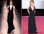 Samantha Barks In Valentino – 2013 Oscars