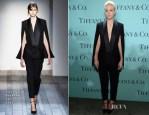 Carey Mulligan In Victoria Beckham - Tiffany & Co. Blue Book Ball