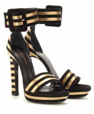 Saint Laurent Paloma Sandals