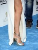 Selena Gomez' Jimmy Choo heels
