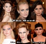 Dramatic Eyes At The Met Gala: The Good, The Bad, and The Ugly