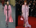 Florence Welch In Miu Miu - 'The Great Gatsby' Premiere & Cannes Film Festival Opening Ceremony