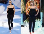 Jennifer Lawrence In Christian Dior - 'The Hunger Games: Catching Fire' Cannes Film Festival Photocall