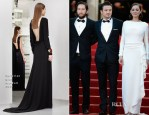 Marion Cotillard In Christian Dior - 'The Immigrant' Cannes Film Festival Premiere